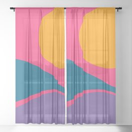 blissful Sheer Curtain