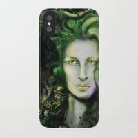 ireland iPhone & iPod Cases featuring Ireland by Holly Carton