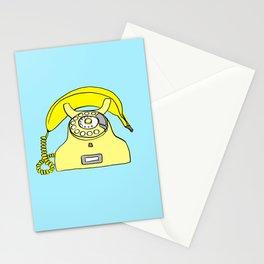 Banana Phone Stationery Cards