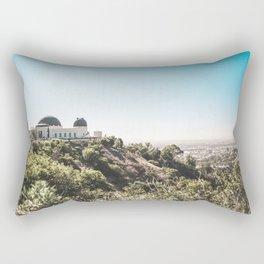 Observatory Views Rectangular Pillow