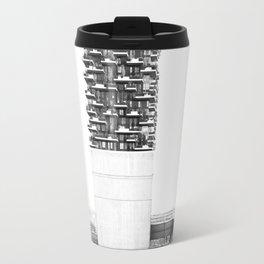 Architecture of Impossible_Spread Pavia Travel Mug