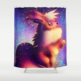 Flareon Shower Curtain