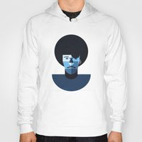 phil jones Hoodies featuring Phil Lynott by rubenmontero