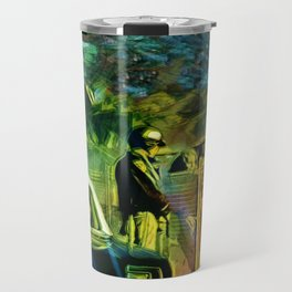 A Nightly Pull Over:The Casual Affair Travel Mug