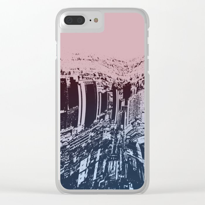 Naples Clear iPhone Case