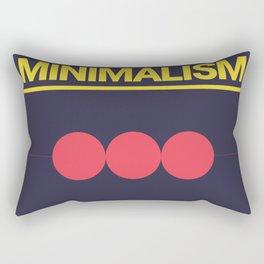 MINIMALISM #8 Rectangular Pillow