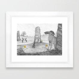 Rites of Spring (updated) Framed Art Print