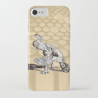 hiphop iPhone & iPod Cases featuring B BOY - vanguard style by ARTito