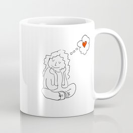 Cute valentine's day for her Coffee Mug