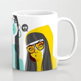 Bubble G▲ng Coffee Mug