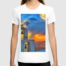 Santorini 9 T-shirt