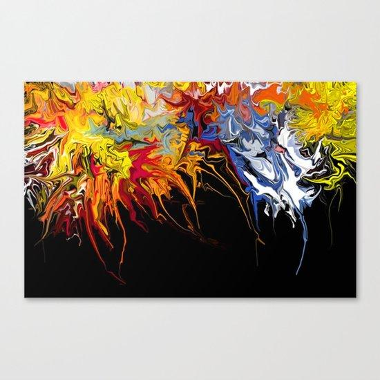 No.16 Canvas Print