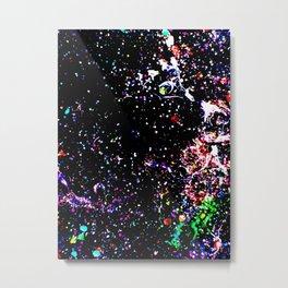 Galaxies extraterrestres Metal Print