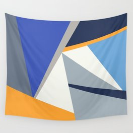 The Metaphysical Abstract Wall Tapestry