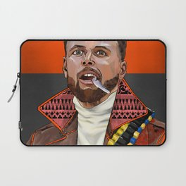 Curry, The Shooter from The Bay Laptop Sleeve