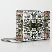 barcelona Laptop & iPad Skins featuring BARCELONA by Carlos Violante