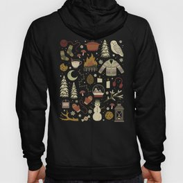 Winter Nights Hoody