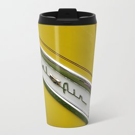 Yellow Bel Air Travel Mug