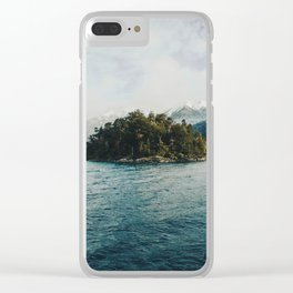 The lonely island Clear iPhone Case