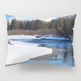 March in Portage Valley - 1 of 4 Pillow Sham
