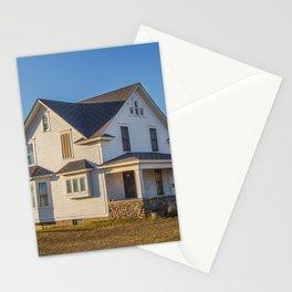 Beautiful House, Chaseley, North Dakota 2 Stationery Cards