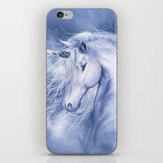 Blue Fantasia iPhone & iPod Skin