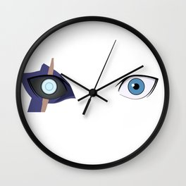 Next Generation Ultimate Eye Wall Clock