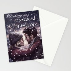 Captain Swan Magical Christmas Stationery Cards