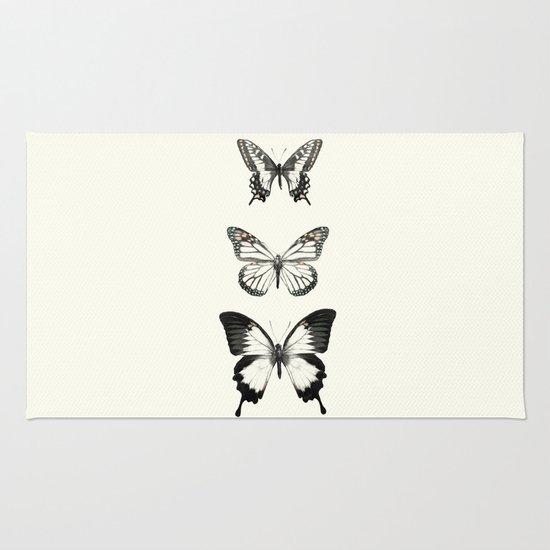 Butterflies // Align Rug