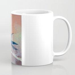 Crow Scream Coffee Mug