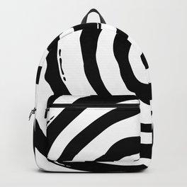 Burtonesque Pop Swirl Backpack