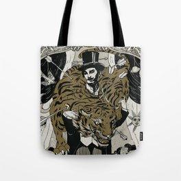 The tamer Tote Bag