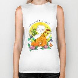 The Buddhist Monk Biker Tank