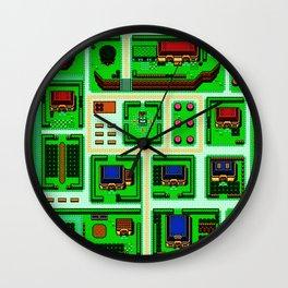 link game boy Wall Clock