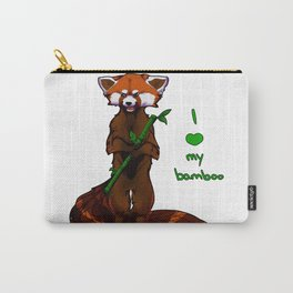I love my bamboo (tablet) Carry-All Pouch