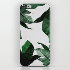 Banana Palm Leaves iPhone & iPod Skin