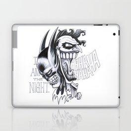Bats & Jokes Laptop & iPad Skin