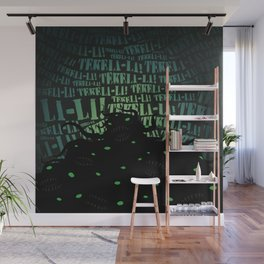 Lovecraft Shoggoth Wall Mural