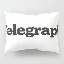 Telegraph Pillow Sham