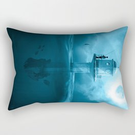 le phare Rectangular Pillow