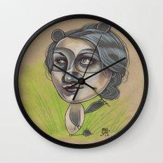 DAINTY PANDA Wall Clock