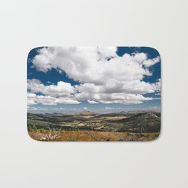 Clouds on the Valley Bath Mat