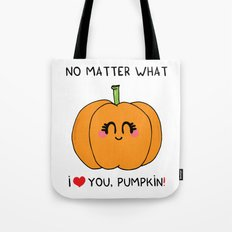 I love you pumpkin Tote Bag