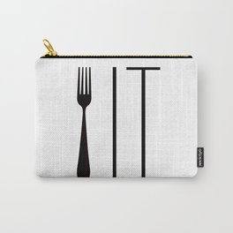 Fork It Carry-All Pouch