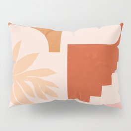 Abstraction_SHAPES_Architecture_Minimalism_002 Pillow Sham