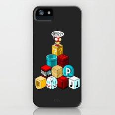 Q*BISM Slim Case iPhone (5, 5s)