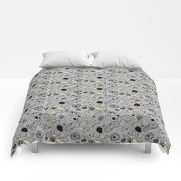"""""""Cells and bacteria's party"""" Comforters"""