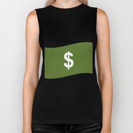 money Biker Tank
