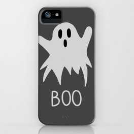 Are you scared ? #6 iPhone Case