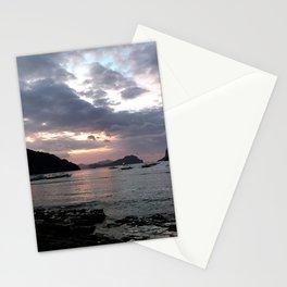 El Nido Sunset Landscape Stationery Cards
